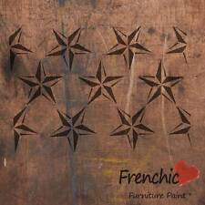 Barn Star répéter Stencil Tattoo frenchic chalkpaint A4 MOBILIER PEINTURE FREE POST