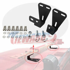 Jack Mount Hood Bracket Fit Jeep Wrangler CJ/YJ/TJ 1944-2006
