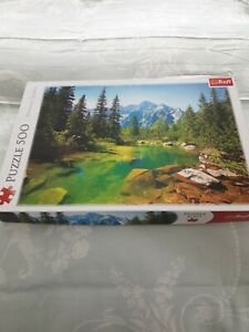 Jigsaw puzzle 500 used