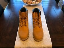 Genuine timberland size 8 boots