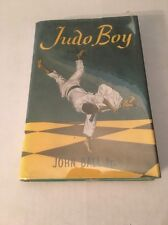 Judo Boy John Ball Jr. 1964 Nova VTG BOOK a boy fights his own battles New York
