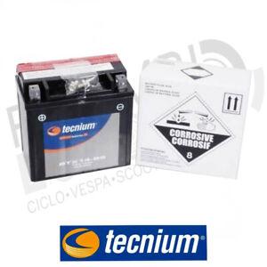 batteria tecnium btx14-bs suzuki burgman 650 sigillata = yuasa ytx14-bs