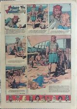 Prince Valiant - huge lot of Sunday pages 1944-1956