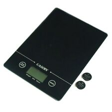 Clearance EK9150 Glass Ultra Slim Digital Kitchen Scale Food Postal 11LBS x0.1oz