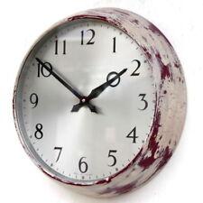 Antique, Post - 1900 Metal Antique Wall Clocks