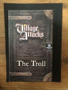 Village Attacks - The Troll