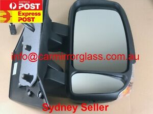 NEW DOOR MIRROR FOR RENAULT MASTER X62 2011 ONWARD RIGHT DRIVER SIDE