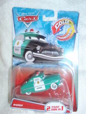 Disney Cars Color Changers SHERIFF