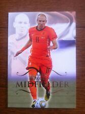 2011 Futera Unique Soccer Card - Holland ARJEN ROBBEN Mint