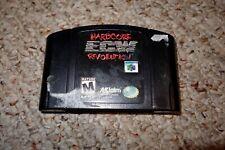 ECW: Hardcore Revolution (Nintendo 64, 2000) Cart Only n64
