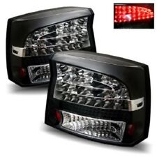 Spyder Dodge Charger 06 07 08 LED Black Tail Lights - ALT-YD-DCH05-LED-BK