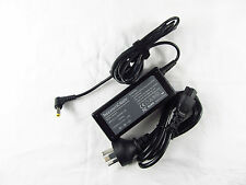 60W AC Adapter Charger for Toshiba MiniNB100 NB200 NB205 NB255 NB300 NB500 NB505