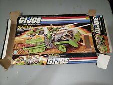 Vintage GI JOE Empty Box Lot Rolling Thunder Cobra Bugg Cobra Mamba HAVOC 1986