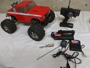 TRAXXAS 4WD  1966 Ford Bronco Gas complete set