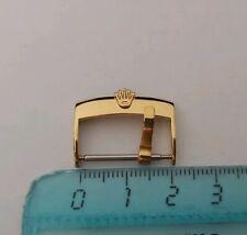 Fibbia Rolex 20 mm oro giallo - gold buckle clasp hebilla schnalle chiusura