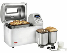 UNOLD 68511 Backmeister Extra Brotbackautomat - Weiß