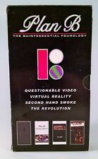 Plan B Questionable Skateboard VHS Skate Video Skateboarding Fourology Tape 4