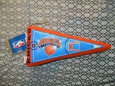 New York Knicks Plastic Window Banner