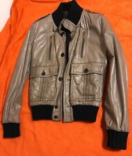 Gucci chaqueta de cuero Leather Jacket cazadoras bomber leatherjacket Madonna RAW rareza