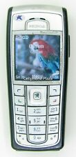 Nokia 6230i - Silver Gray (Unlocked) Cellular Phone