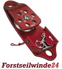 Automatik Umlenkrolle PCA 1271- Made in Canada Portable Winch-ALU
