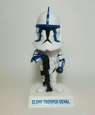 Funko Star Wars Clone Trooper Denal Bobble Head Retired Bobblehead