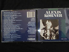 RARE CD ALEXIS KORNER AND / THE COLLECTION /