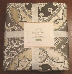 Pottery Barn JACQUELYN Duvet, Size Full.Queen, New Arrivals,W/$129.00 Tag