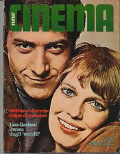 NEW CINEMA # 3 / 1970 dustin hoffman mia farrow maria frost diana chance