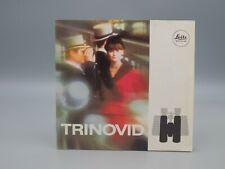 "Original 1974 ""TRINOVID BINOCULAR"" Brochure"