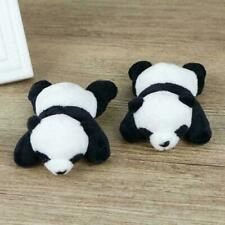 Cute Soft Plush Panda Fridge Magnet Refrigerator Sticker Home Souvenir C3G8 E0S7