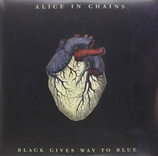 Alice In Chains - Black Gives Way To Blue (LP NEU!) 803341393288