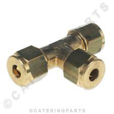10mm x 6mm compression 3 pièces réduire ensemble