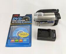 Sony HandyCam DCR-DVD650 Mini DVD Hybrid Camcorder 60x Zoom