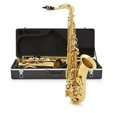 Tenor Saxophone by Gear4music Gold REDUCED