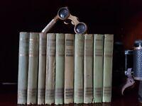 Lot de 10 livres anciens Bibliothèque verte (Hachette)- Parfait état