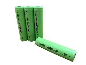50pk Wholesale Bulk AAA Rechargeable Batteries Ni-MH 1.2v 900mAh HIGH CAPACITY