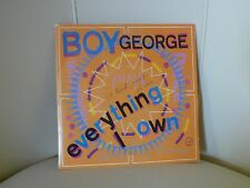 DISQUE 45 T BOY GEORGE EVERYTHING I OWN