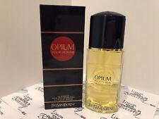 Yves Saint Laurent Opium Pour Homme Eau De Toilette 100 ml - Genuine-