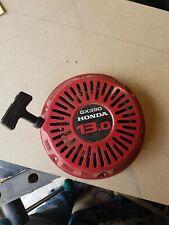 Lanceur Moteur Thermique Honda Gx 390 13.0