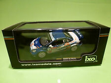IXO 1:43 - PEUGEOT 307 WRC - RALLY CEVENNES 2007   RAM292   - IN  ORIGINAL  BOX