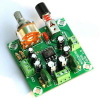 Stereo 0.7Watt Audio Amplifier Module, Based on NJM2073