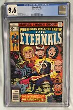 Eternals #13 CGC 9.6 NM+ 1st Appear. Gilgamesh/ Forgotten One Marvel 1977 READ