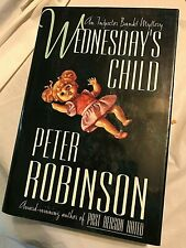 Peter Robinson Crime & Thriller 1st Edition Books for sale