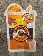 Mediheal Pumpkin Ade Face Mask - MELB SELLER