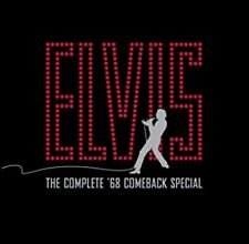 COFFRET 4 CDS ELVIS PRESLEY-THE COMPLETE 68 COMEBACK SPECIAL-NEW SEALED-BMG-2012