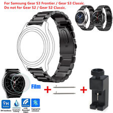 Stainless Steel Watch Band For Samsung Galaxy Gear S3 Frontier Classic & Tool US