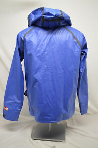 NEW Mens Columbia PFG Terminal ODX OutDry Extreme Waterproof Jacket Blue Sz MED