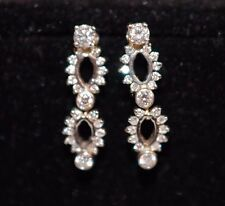 NWT .40 ctw Diamond drop earrings