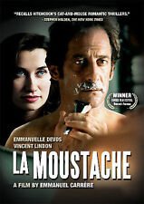 Emmanuel Carrere's LA MOUSTACHE        BRAND NEW/SEALED  DVD
